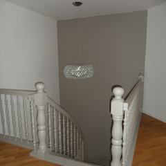 Pasillos, vestíbulos y escaleras de estilo escandinavo de Design Escandinavo