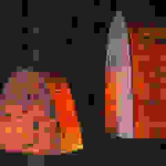 Christian Masche Holz Design Skulptur SoggiornoIlluminazione