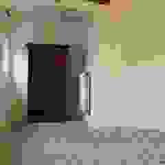 Aranżacje płytek cementowych w korytarzach i przedpokojach Śródziemnomorskie ściany i podłogi od Kolory Maroka Śródziemnomorski