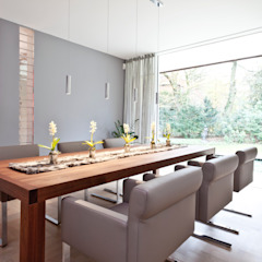 Modern dining room by schulz.rooms Modern