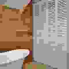 Shutters, drewniane okiennice wewnętrzne od Gama Styl Śródziemnomorski