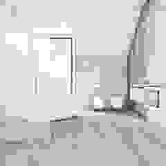 Scandinavian style bathrooms by FOORMA Pracownia Architektury Wnętrz Scandinavian