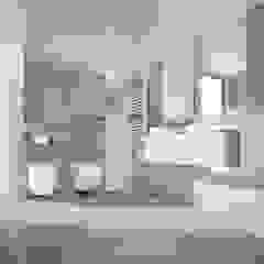 Modern style bathrooms by FOORMA Pracownia Architektury Wnętrz Modern