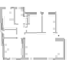 Modern houses by d2w studio Modern