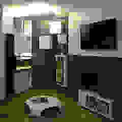 Modern living room by d2w studio Modern