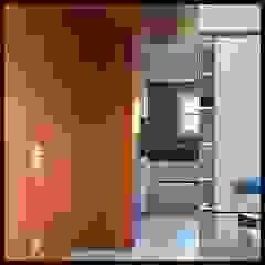 現代廚房設計點子、靈感&圖片 根據 sergio fumagalli architetto 現代風