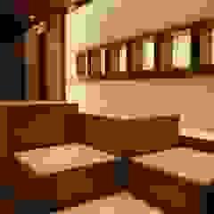 Ernesto Fusco Tiendas y espacios comerciales Madera Acabado en madera