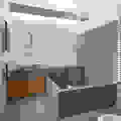 Salle de bain moderne par studioata Moderne