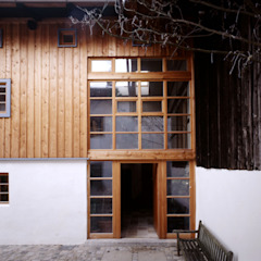 Rustic style house by Gabriele Riesner Architektin Rustic