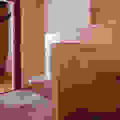 Rustic style bathroom by Gabriele Riesner Architektin Rustic
