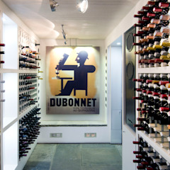 Wine Cellar, Regents Park Jeff Kahane + Associates