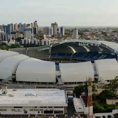 World Cup 2014 Arena das Dunas by Populous