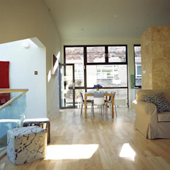 Hart Street House - living room ZONE Architects House