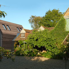 Extension to a Listed House Tenterden Kent STUDIO 9010 Modern Houses