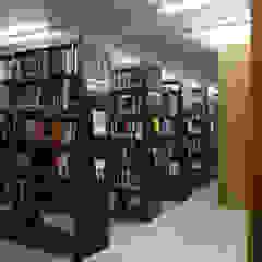 서울연구원 도서관 / The Seoul Institute Library, Korea 모던 스타일 컨퍼런스 센터 by Design Solution 모던