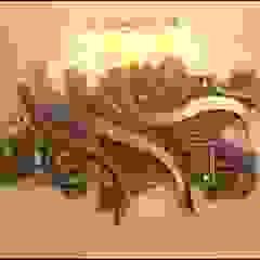 Eclectic style walls & floors by Drashtikon designer consultant (kamal maniya) Eclectic