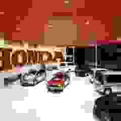 ホンダネットナラ本社 HondaCars奈良中央 登美ヶ丘店 の 株式会社IMOデザイン オリジナル