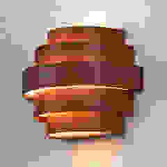 Ansprechende LED-Wandleuchte Enisa für außen: modern  von Lampenwelt.de,Modern