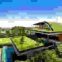 Meera House Modern houses by Guz Architects Modern