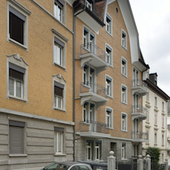 Classic style houses by HPP Architekten GmbH Classic