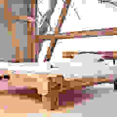 joist bed by edictum - UNIKAT MOBILIAR Rustic