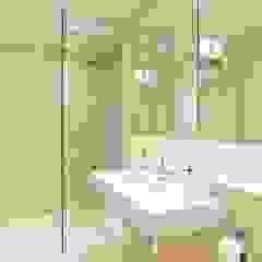 Master Suite Design, Parson's Green, London Casas modernas de Residence Interior Design Ltd Moderno