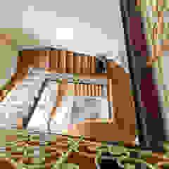 Wohnwert Innenarchitektur Couloir, entrée, escaliers modernes