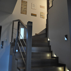 Perfect Home Modern Corridor, Hallway and Staircase
