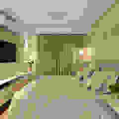 Apartamento S|R Quartos clássicos por Redecker + Sperb arquitetura e decoração Clássico