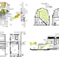 modern  by Obliq Architectuur, Modern
