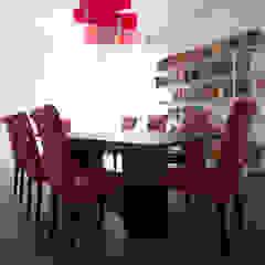 Sala riunioni Studio moderno di BRENSO Architecture & Design Moderno