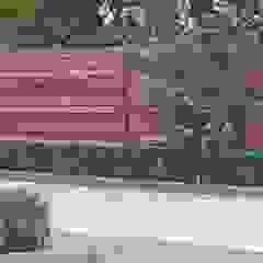 Contemporary screening , fencing & wall panels من Paul Newman Landscapes حداثي