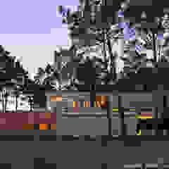 Maisons modernes par ATV Arquitectos Moderne