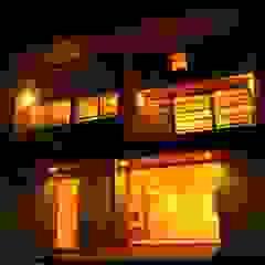 Modern Houses by 高原正伸建築設計事務所 一級建築士事務所 Modern