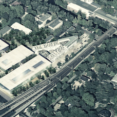 توسط NAS Architecture اکلکتیک (ادغامی)