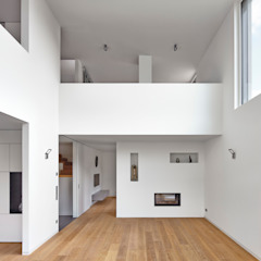 Bruck + Weckerle Architekten Living room