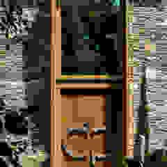Villa CP de ZEST Architecture Rústico
