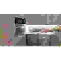 Estudio TYL Modern kitchen