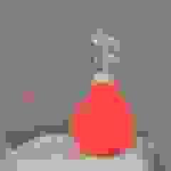 Lampe en crochet par Repère des belettes