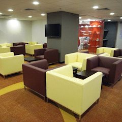 Hong Kong Airlines VIP Lounge by New Look Upholstery Company Limited
