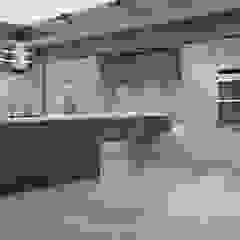 Bespoke Modern Kitchen by Mackintosh par Kitchens Continental Ltd Moderne