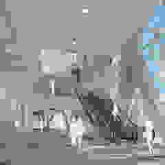 atelier blur / georges hung architecte d.p.l.g. Modern