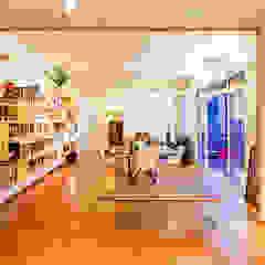 Ausgefallene Esszimmer von Zoom Urbanismo Arquitetura e Design Ausgefallen