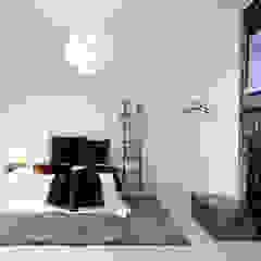 Schlafzimmer - nachher Industriale Schlafzimmer von raum² - wir machen wohnen Industrial