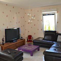 Atelier Inside Living room