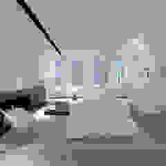 Habitation Privée Vieux-Lille Salon moderne par mayelle architecture intérieur design Moderne
