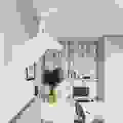 ЖК Отрада Спальня в скандинавском стиле от Massimos / cтудия дизайна интерьера Скандинавский
