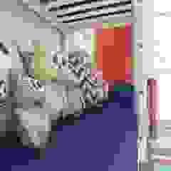 ЖК Отрада Детская комнатa в скандинавском стиле от Massimos / cтудия дизайна интерьера Скандинавский