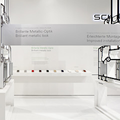 D'art Design | Schüco, fensterbau/frontale 2014 Messe Design von D'art Design Gruppe GmbH