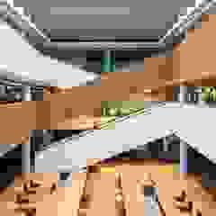 BBH Studio Modern office buildings by Mowat & Company Ltd Modern